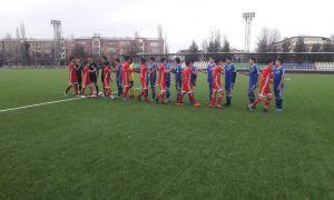 Сборная Узбекистана U-16 в ходе сбора провела два контрольных матча