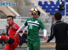Контрольный матч: «Металлург» - «Нефтчи» 0-1 (Фото)