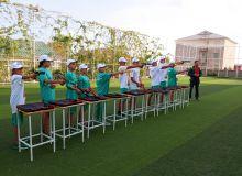 Молодёжная сборная Узбекистана по современному пятиборью проводит УТС в Кыргызстане