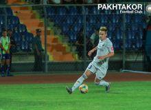 Руслан Розиев стал самым молодым футболистом Суперлиги-2019