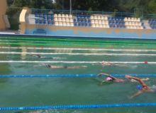 Пловцы Узбекистана готовятся к международным стартам в Навои