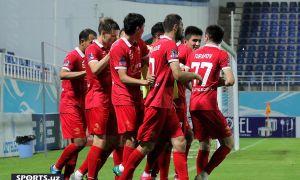 FC Lokomotiv secure a 2-1 win over FC Bunyodkor