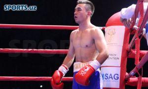 Olympic champion Hasanboy Dusmatov advances to Uzbekistan Boxing Championship final