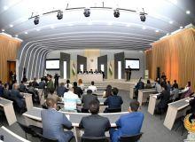 Состоялась пресс-конференция по подготовке к Олимпиаде в Токио