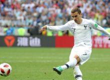 Уругвай - Франция учрашувининг энг яхши футболчиси аниқланди