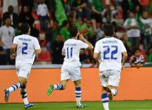 Uzbekistan shock Turkmenistan with a stunning 4-0 victory