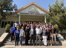 Пропаганда Таэквондо WTF в Узбекистане усилится