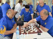 Национальный Олимпийский комитет провел турнир для ветеранов