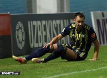 Боян Матич стал 24-м зарубежным футболистом, забившим гол за «Пахтакор»