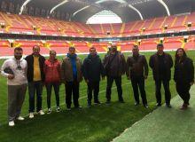 Представители НОК приняли участие в выставке «Hestourex 2019» в Турции