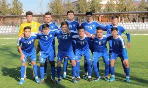 Сборная Узбекистана U-19 продолжает столичный сбор