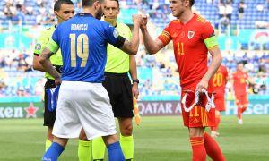 Евро-2020. Италия – Уэльс: Учрашувда ҳисоб очилди (матнли трансляция)
