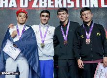 Победители и призёры получили свои награды (Фото)