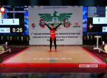 Муаттар Набиева стала первым победителем «Кубка Независимости»