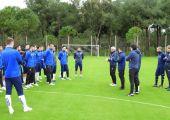 Uzbekistan Training Day One