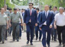 Умид Ахматджанов вылетел в Японию для проведение переговоров относительно Олимпиады-2020