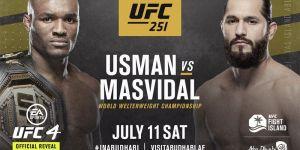 """""""UFC 251"""" марказий жангларининг фаворити кимлар? Ўзбекистонлик ММА вакиллари жавоб берди"""