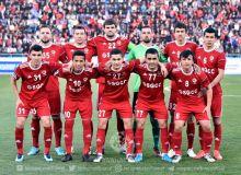 Семь футболистов «Насафа» вызваны в сборные команды