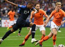 Франция - Голландия 2:1 (видео)