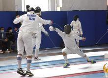 Продолжается Кубок Узбекистана по фехтованию