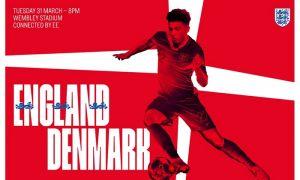 Англия - Дания: Таркиблар маълум қилинди