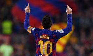 """Ла Лига. """"Барселона"""" йирик ҳисобда ғалаба қозонди"""
