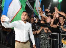 Шахрам Гиясов: В Токио хочу завоевать золотую медаль