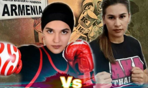 Uzbekistan's Munisa Karabaeva to struggle with Iranian Sheyda Ahmadiy in Armenia