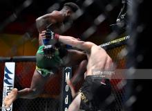 """""""UFC 259"""". Пётр Ян дисквалификация қилинди. Стерлинг чемпионлик камарини қабул қилишни истамади"""