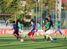 U14 Uzbekistan Championship. The name of the finalists is known