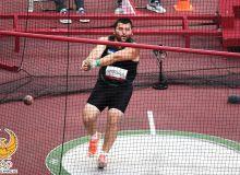 Сухроб Ходжаев установил свой лучший показатель на Олимпиадах