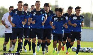 Сборная Узбекистана в ноябре сыграет с европейской командой