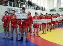 В Ташкенте проходит чемпионат Узбекистана по самбо