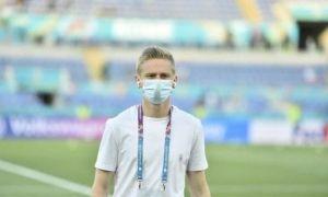 """Зинченко """"Евро-2020""""дан олган пулларини болалар касалхонасига хайрия қилди"""