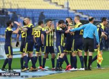 FC Pakhtakor stun FC AGMK with a 6-0 win in Almalyk