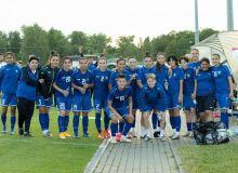 Женская национальная сборная Узбекистана начала УТС в Ташкенте.