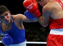 Известен соперник Ахмадалиев в дебютном бою на профессиональном ринге