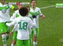 """""""Ганновер"""" - """"Вольфсбург"""" 0:2 (видео)"""