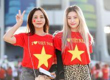Ироқ - Вьетнам (3:2) учрашувидан олинган энг сара фотосуратлар