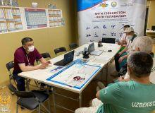 Руководство НОК ознакомилось с созданными условиями в Олимпийской деревне