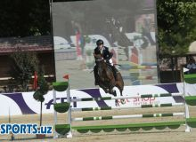 Photo Gallery. Tashkent hosts FEI World Jumping Challenge Final 2018