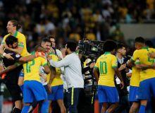 Бразилия Америка кубогида энг ғалаба қозонган терма жамоалар учлигига кириб олди