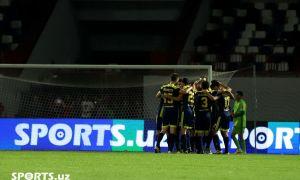 Бомбардиры «Пахтакора» в Лиге Чемпионов