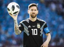 Месси Аргентина тарихига кирди