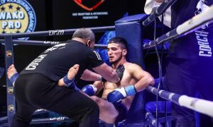The Uzbek K-1 fighter will make his MMA debut
