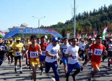 Наши легкоатлетки стали призерами полумарафона в Душанбе