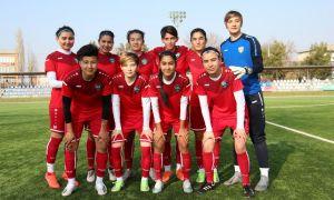 Женская национальная сборная Узбекистана готовится к международному турниру в Турции