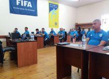 В Ташкенте проходит семинар для технических директоров академий и главных тренеров