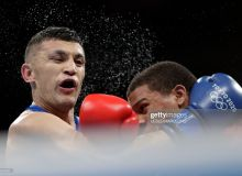 Boturov defeats Polanco to face number one seed McCormack next