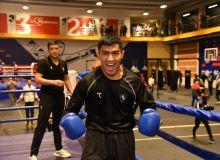 Today Asadkhuja Muydinkhujaev will start the participation of Uzbek boxers at the AIBA World Boxing Championship